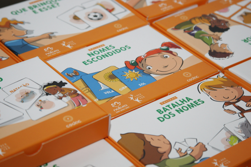Download Cadernos De Jogos E Material De Apoio Do Projeto