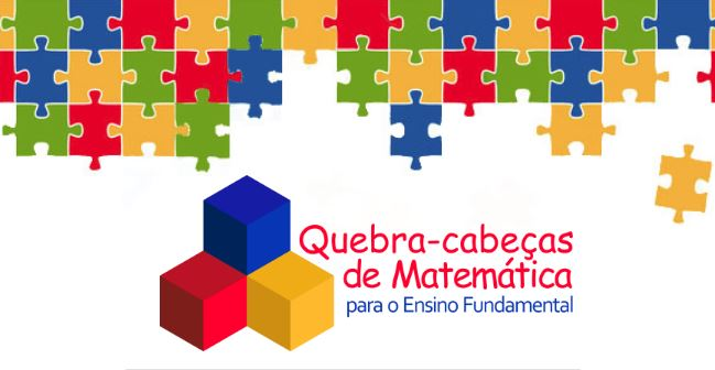 Quebra Cabecas De Matematica Para O Ensino Fundamental